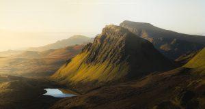 The Quirang on Skye - incredible geology!