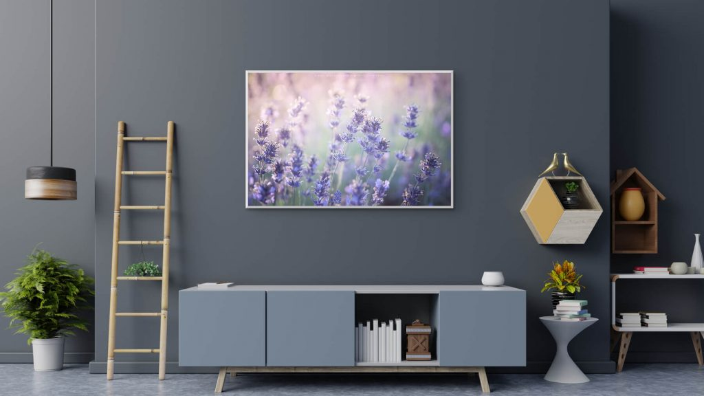 room Image - Scent of summer print - Mark Price