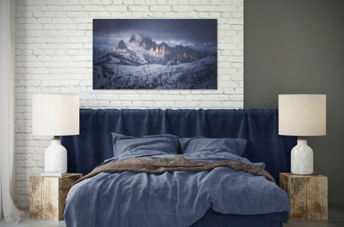 Setsass Room Print by Mark Price
